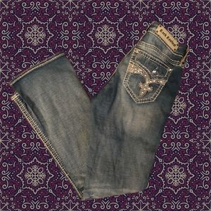 Rock revival yui boot cut jeans